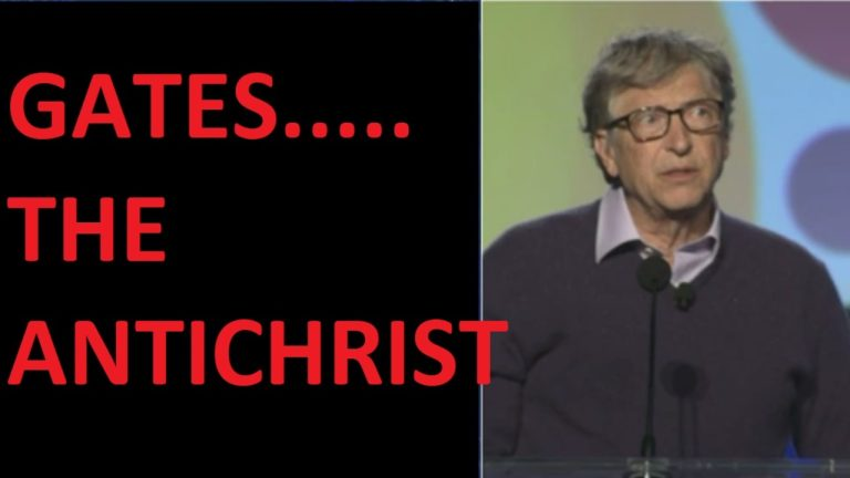 Meet Bill Gates – the antichrist or one of his pawns