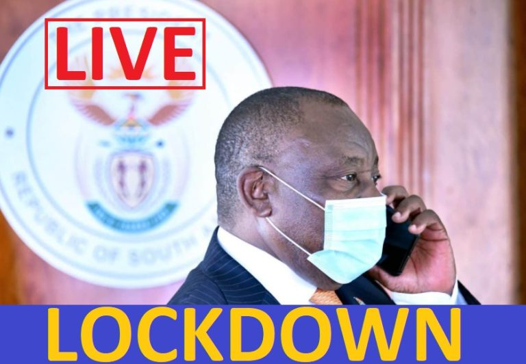 LIVE: Ramaphosa to address the nation on Friday 8 January 2021 at 7pm – South Africa