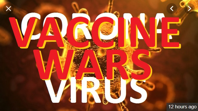 Merck, a big vaccination company pulls its research on a corona virus vaccine claiming the best way to immunise is by having the virus