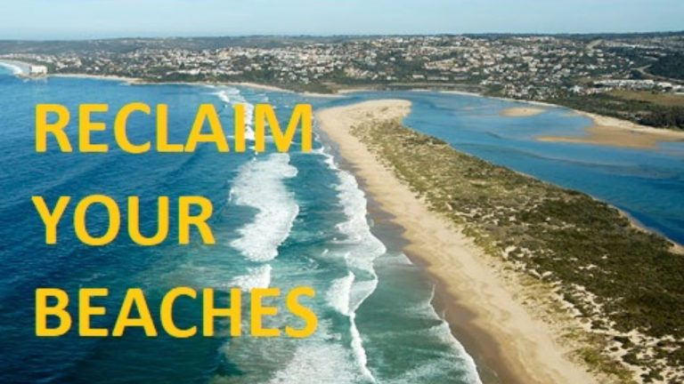 LIVE: Meet Woke and reclaim your beach this weekend South Africa