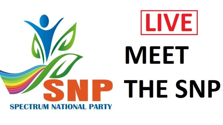 LIVE: Spectrum National Party – South Africa