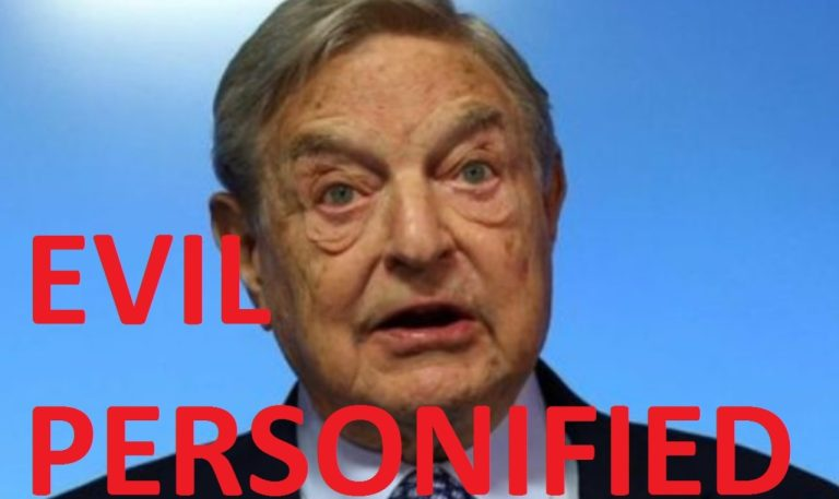 Who is this George Soros who runs South Africa?
