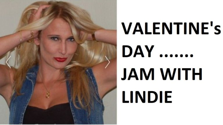 LIVE: Celebrate Valentines Day 2021 with Lindie Meyer