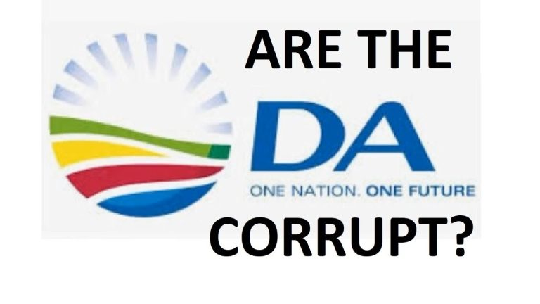 LIVE: Democratic Alliance on trial – whistleblower speaks out over alleged corruption