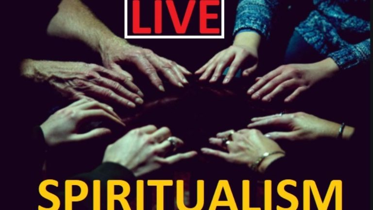 LIVE: The eternal dangers of becoming involved in spiritualism