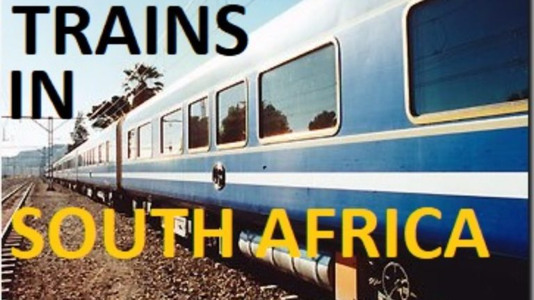 LIVE: History of RAIL in South Africa – historian Rudie Rousseau