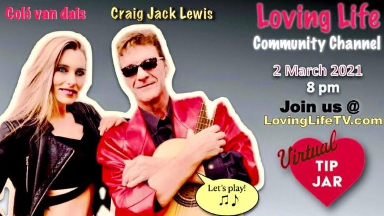 LIVE: Jamming with Cole van Dais & Craig Jack Lewis, 2 March 2021, South Africa