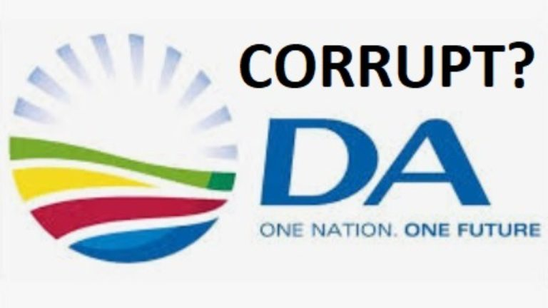 LIVE: Part Two – Democratic Alliance Corruption in South Africa