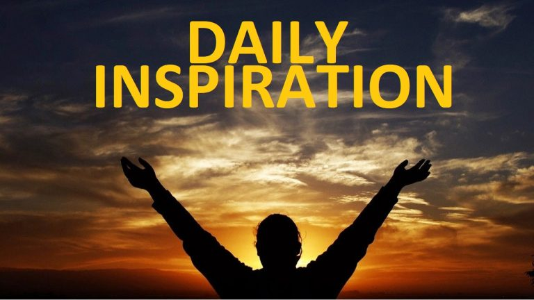 Daily Inspirational Video – Sounds of Silence