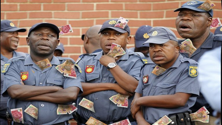 Armed gangs now roam shopping centres with impunity in South Africa
