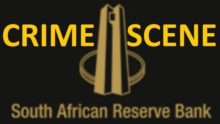 Why is the ANC Government so desperate to nationalise the South African Reserve Bank?