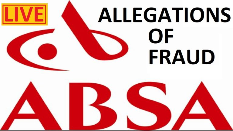 LIVE: ABSA Bank in the doc over alleged foreclosure fraud | South Africa