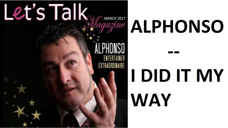 LIVE: Alphonso – I did it my way – Conradie – a remarkable life | South Africa