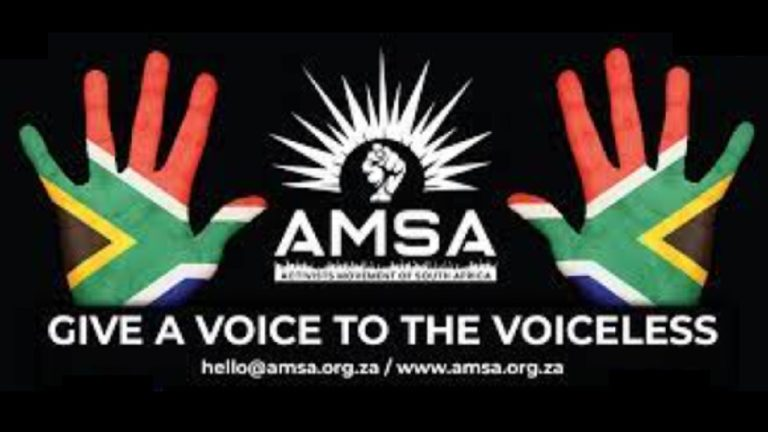 LIVE: Update on AMSA and the upcoming Local Elections in South Africa