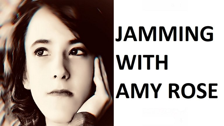 LIVE: Jamming session with Amy Rose Mannheimer