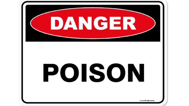 """The West Australian Government call the Covid-19 vaccines """"poison"""""""