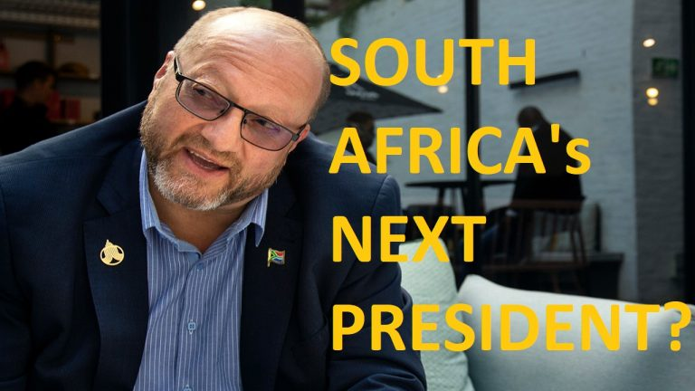 """LIVE: Is the UIM's Neil de Beer the one chosen by """"White Monopoly Capital"""" to manage the coming GREAT RESET in South Africa?"""