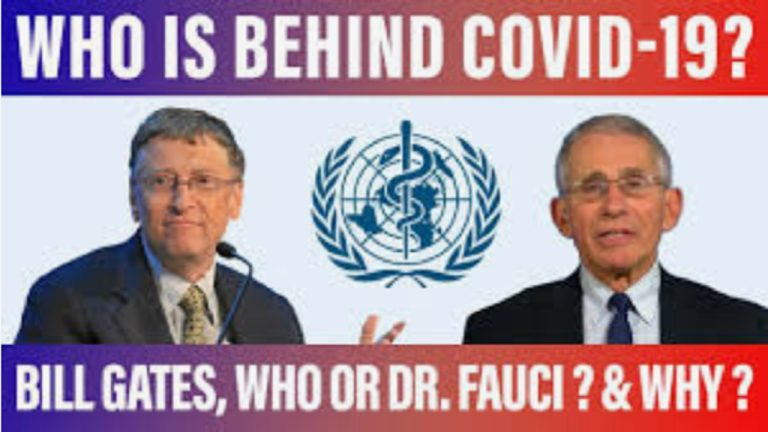 Allegations against Bill Gates and Dr Fauci suggest Covid-19 and vaccine are an orchestrated genocide