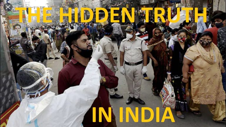 The facts behind the Covid-19 crisis in India that the media are keeping from you