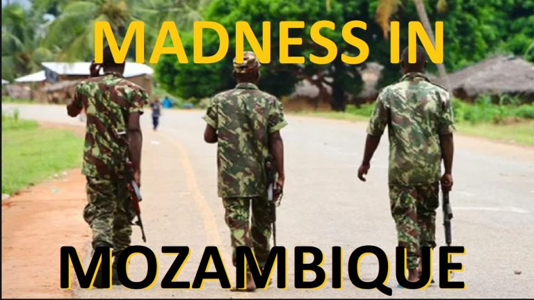 LIVE: Madness in Mozambique – a citizen explains the horrific reality