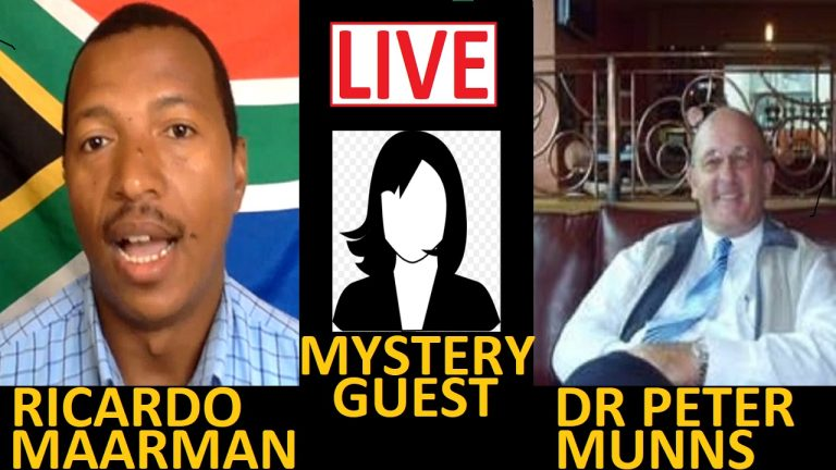 LIVE: Political and religious leaders talk about the way ahead for South Africa