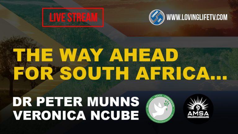 Live: Peter Munns talks about the way ahead for South Africa