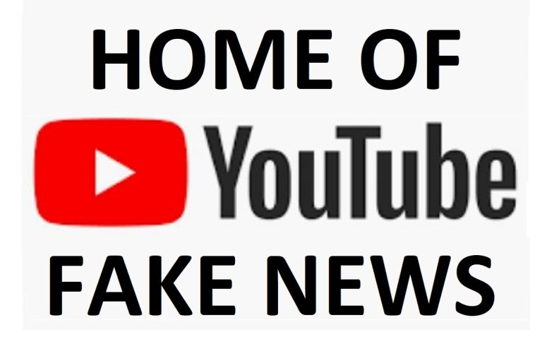 YouTube home of fake (censored) news as credible channels move to other platforms