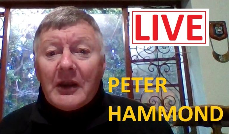 LIVE: Dr Peter Hammond … update on world affairs and Kenneth Kaunda's legacy | South Africa