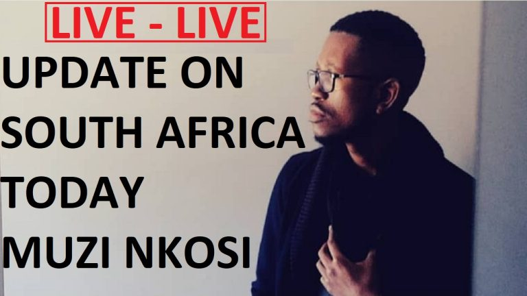 LIVE: Muzi Nkosi updates us what is happening in Southern Africa today