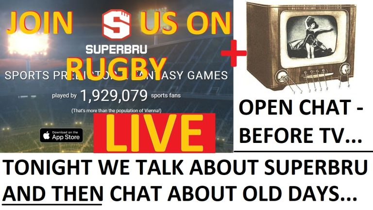 LIVE: LovingLifeTV virtual sporting competition and open chat about the old days
