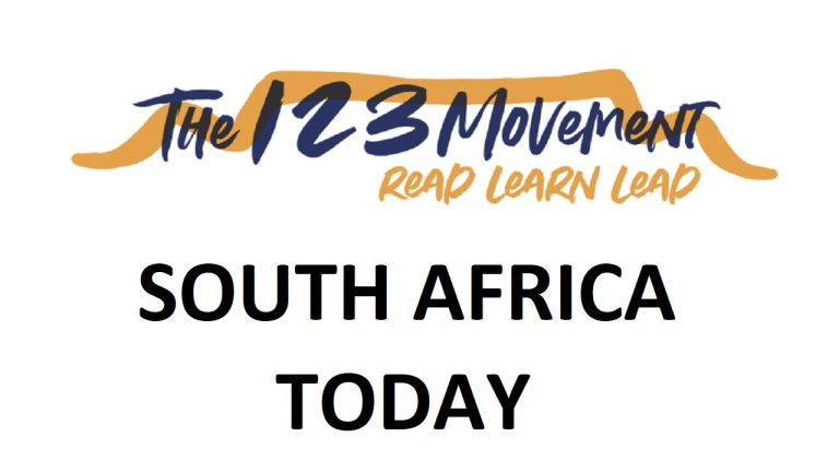 LIVE: The 123 Movement – road ahead for South Africa