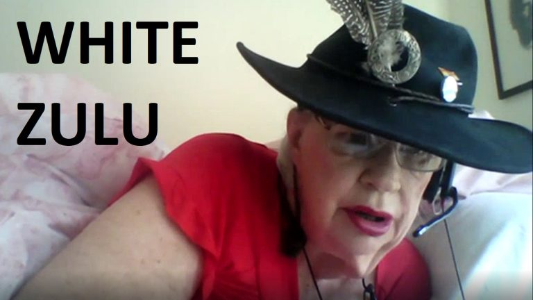 The White Zulu, Fiona Timms – Reads from the Diary of Iris Vaughn