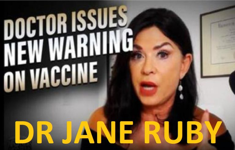 LIVE: Dr Jane Ruby, vaccine skeptic, joins us to talk about related issues