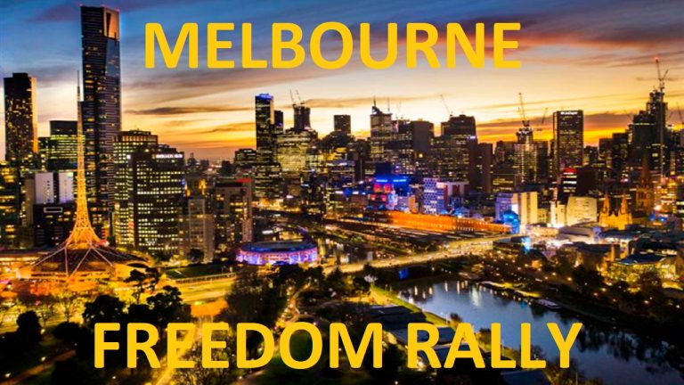 Police in Melbourne Australia overrun and mainstream media sent packing