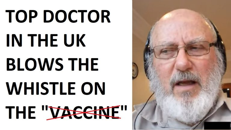 LIVE: Our UK doctor, Philippe, updates us on blood scans of the vaccinated including Moderna