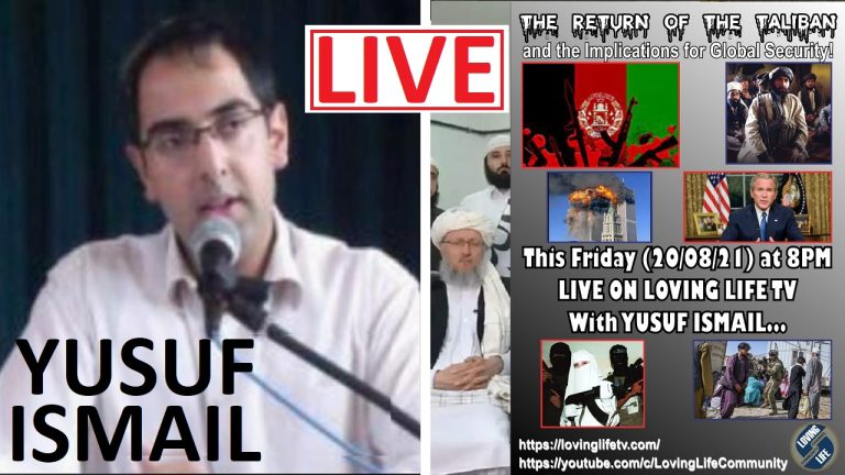 LIVE: The return of the Taliban and the implications for global security – Yusuf Ismail