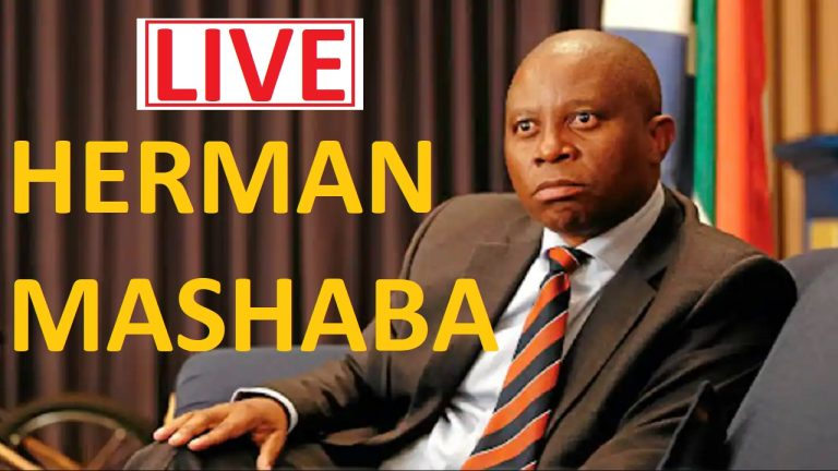 LIVE: Herman Mashaba President of ActionSA joins us tonight | South Africa