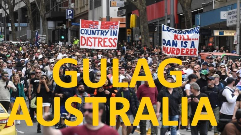 """Hitler-like premiers in eastern states of Australia destroy the """"lucky country"""""""