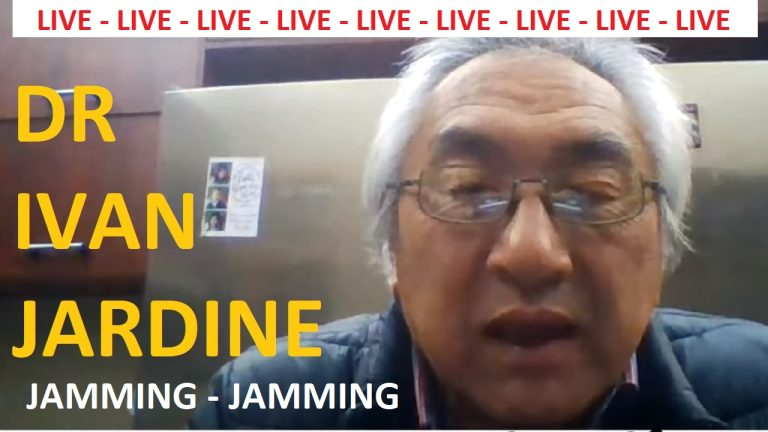 LIVE: Jamming session with Dr Ivan Jardine | South Africa