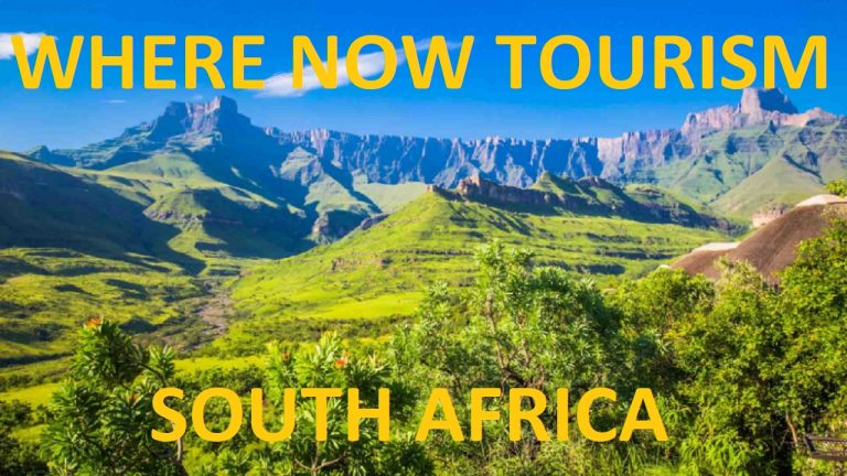 LIVE: Tourism in South Africa has been trashed by crime, corruption and the lock down – where to now?