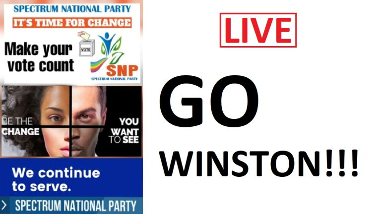 LIVE: Ramaphosa at 8pm then Performer and entertainer Winston Coetzee joins us to discuss his political career