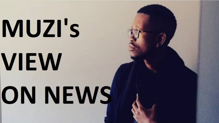 Muzi Nkosi asks the question – why do so many South Africans prefer to have their heads in the sand?