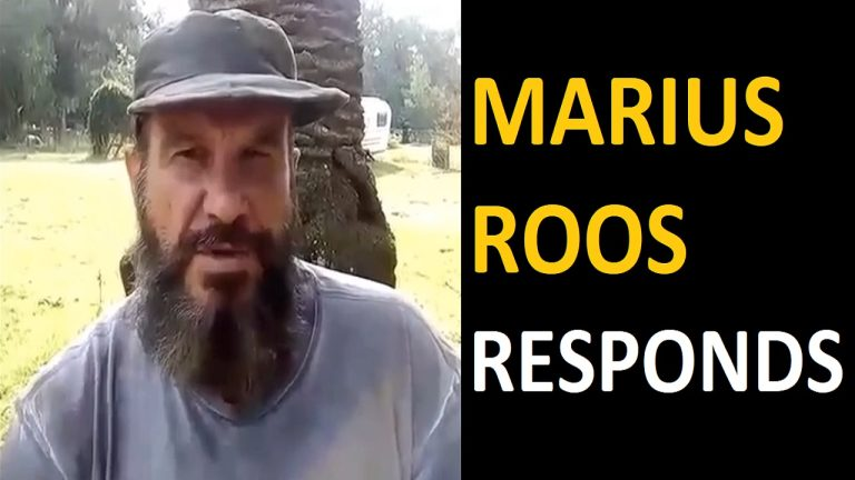 LIVE: Marius Roos responds to allegations of fraud regarding the boer volk | South Africa