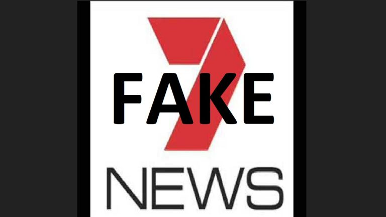The FAKE news in Australia go after Ivermectin