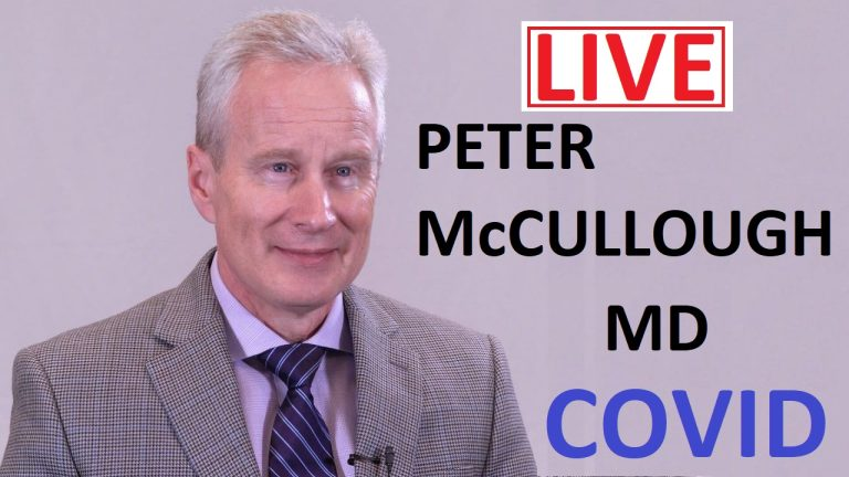 Texas MD, Dr Peter McCullough, joins us tonight to discuss how humanity's natural immunity is under devastating attack