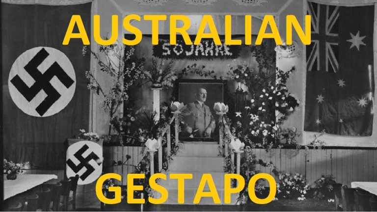 How can I call Australia home now? We have been sold to the NWO.