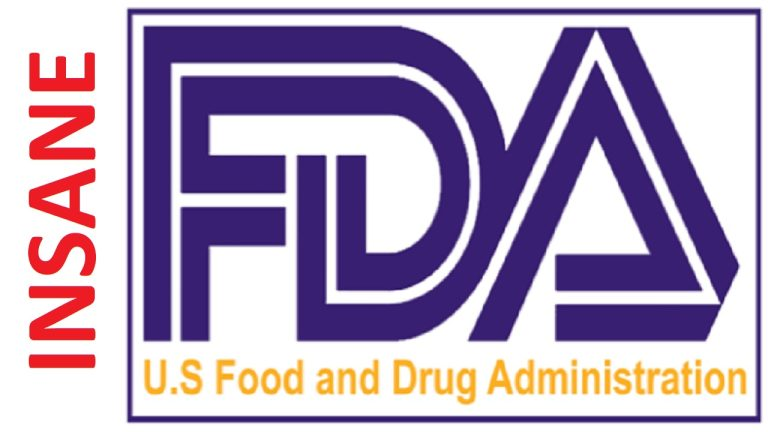 """The Food and Drug Administration staff in America exposed – remember BILL GATES calls them the """"gold standard"""""""