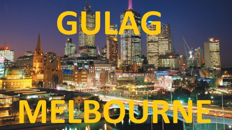Tale of two cities, Gulag Melbourne and peaceful Cape Town.