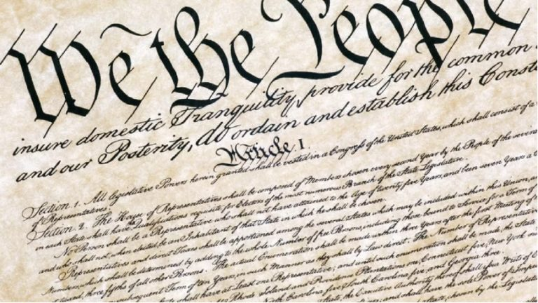 We the people … it's time to fight for our rights