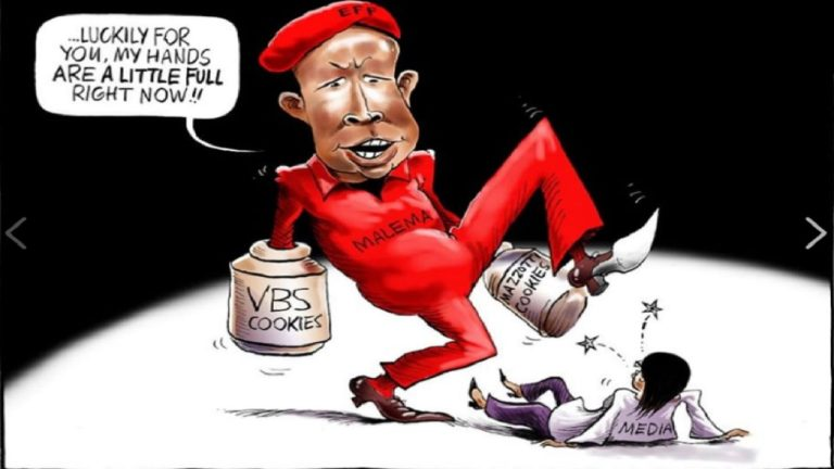 Julius Malema warns the Western Cape that it will be looted first